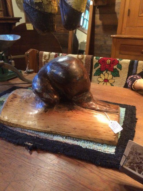 Beaver Folk Art
