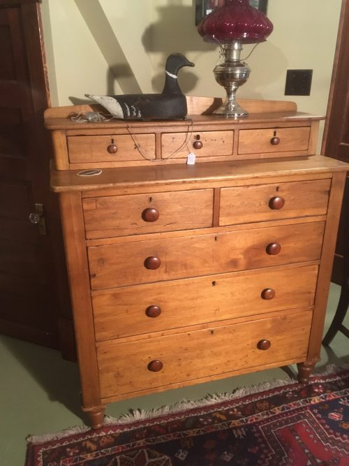 Butternut Dresser Ca.1840